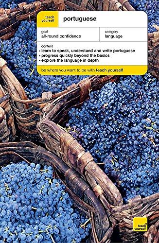 9780340870938: Teach Yourself Portuguese: Coursebook & 2 CDs