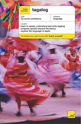 9780340871027: Tagalog (Teach Yourself Languages)