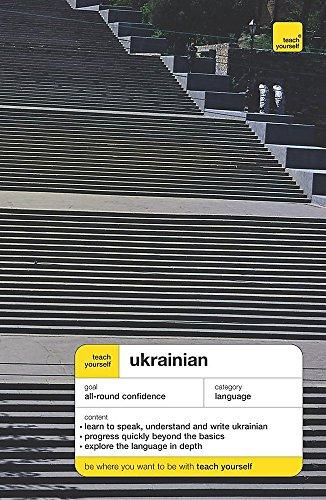 9780340871072: Teach Yourself Ukrainian