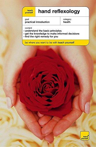 9780340871287: Teach Yourself Hand Reflexology (Teach Yourself Books)