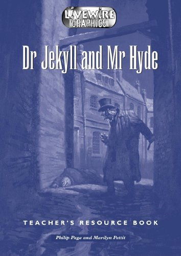 9780340871638: Doctor Jekyll and Mr.Hyde: Teacher's Resource (Livewire Graphic Novels)