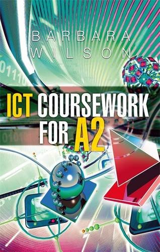 9780340871751: Ict Coursework for A2