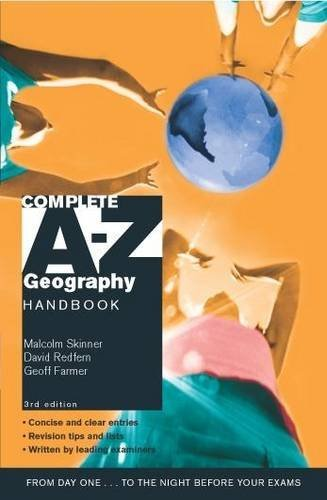 9780340872741: Complete A-z Geography Handbook