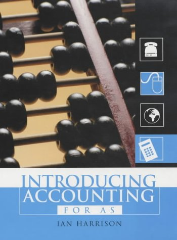 9780340873052: Introducing Accounting for AS