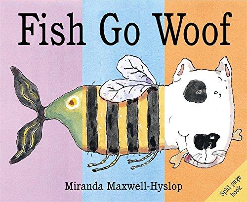 9780340873380: Fish Go Woof