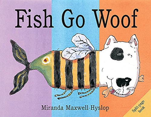 9780340873397: Fish Go Woof (Split-Page Books)
