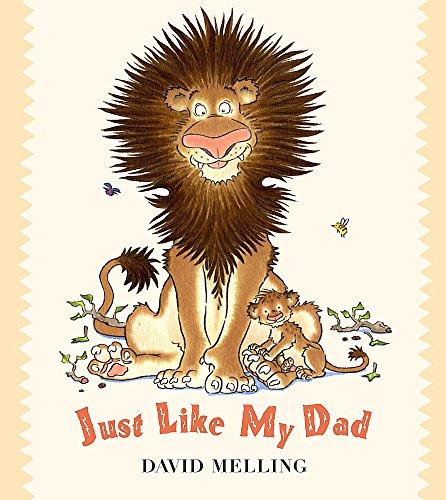 Just Like My Dad: Melling, David