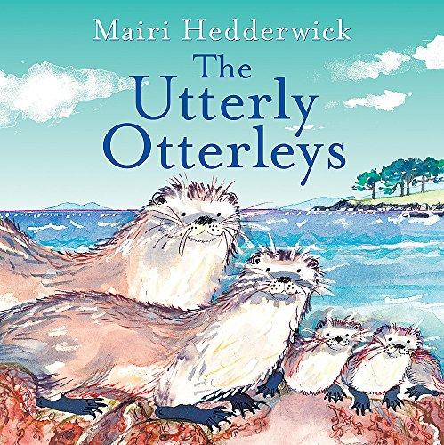 9780340873694: The Utterly Otterleys