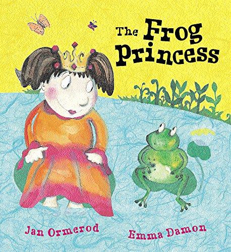 9780340873724: The Frog Princess