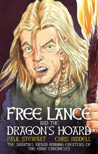 Free Lance and the Dragon's Hoard: Stewart, Paul
