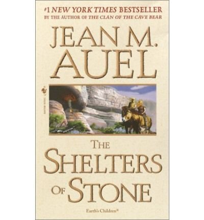 Shelters of Stone Shelf Wobbler (0340875127) by Jean Auel