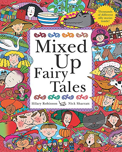 9780340875582: Mixed Up Fairy Tales