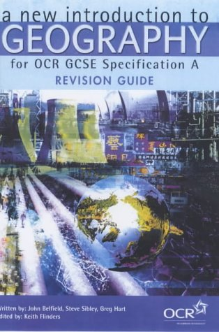 9780340876435: A New Introduction to Geography for OCR GCSE Specification A: Revision Guide