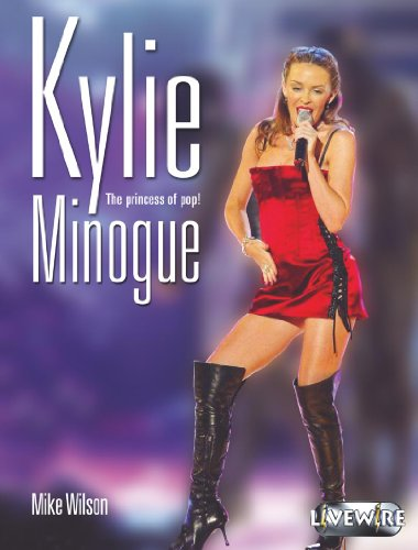 9780340876480: Kylie Minogue (Livewire Real Lives)