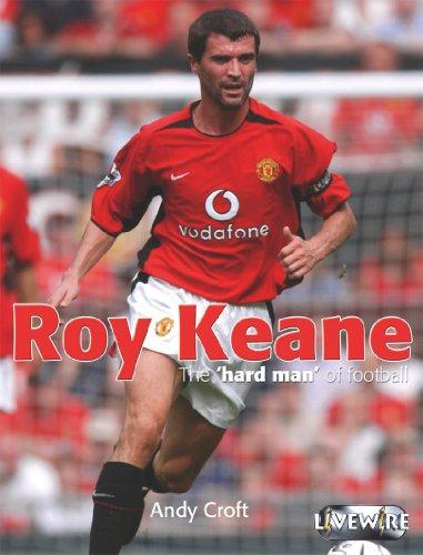 9780340876565: Roy Keane (Livewire Real Lives)