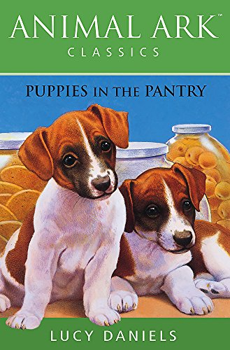 9780340877074: Puppies in the Pantry (Animal Ark Classics #3)