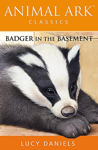 9780340877104: Badger in the Basement (Animal Ark Classics #6)