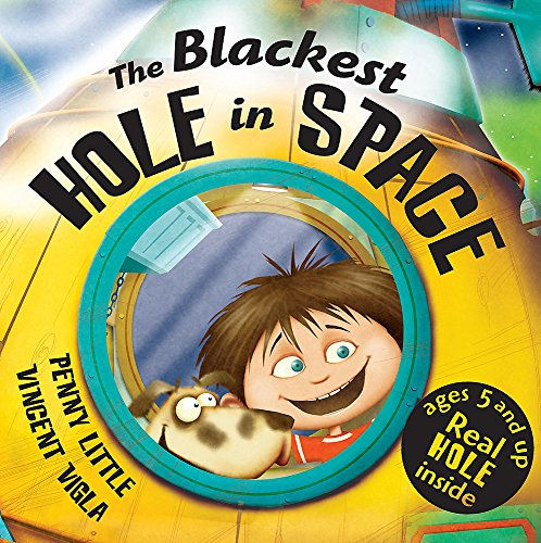 The Blackest Hole in Space (0340877588) by Penny Little