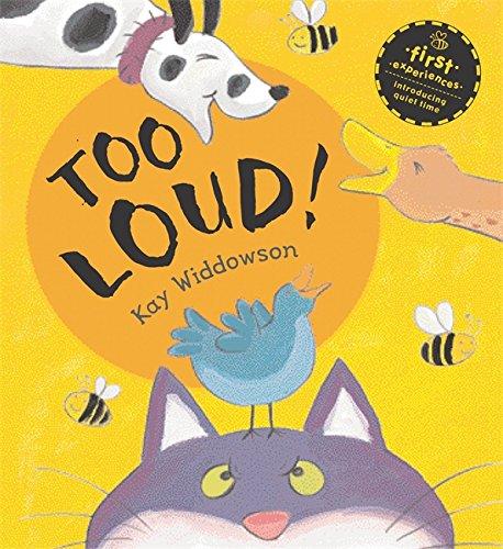 9780340878026: Too Loud!
