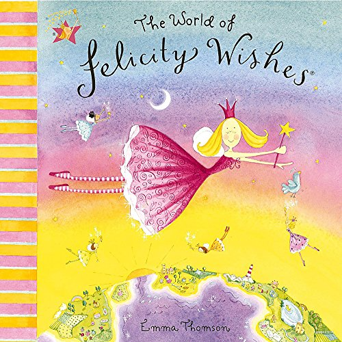 9780340878392: World of Felicity Wishes