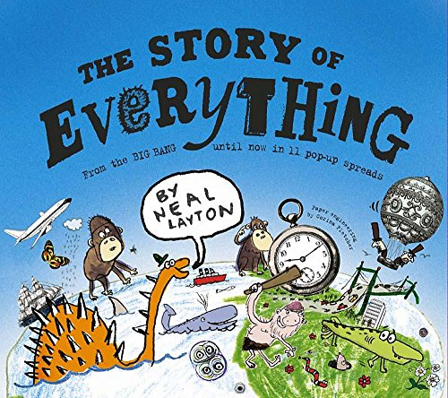 9780340881712: The Story of Everything