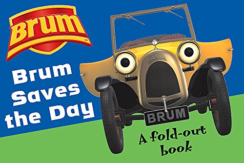 9780340881811: Brum Saves the Day: A Fold-out Book