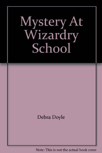 9780340882344: Mystery At Wizardry School