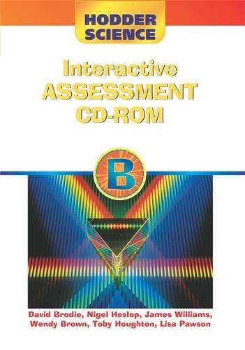 9780340882559: Interactive Assessment Cd-rom B (Hodder Science)