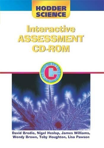 9780340882566: Interactive Assessment Cd-rom C (Hodder Science)