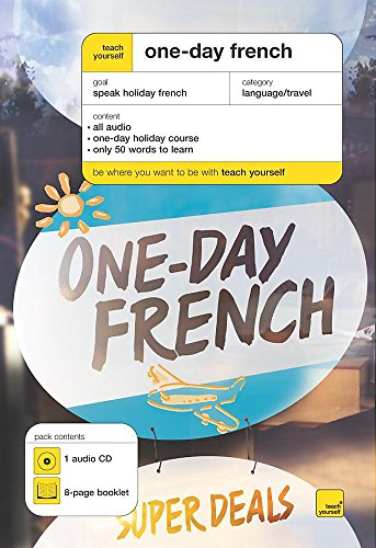9780340882825: One-day French