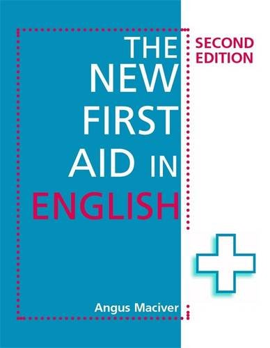 TheNew First Aid in English by Maciver,: Maciver, Angus