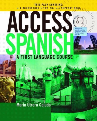 9780340882955: Access Spanish: CD Complete Pack (Access Languages)