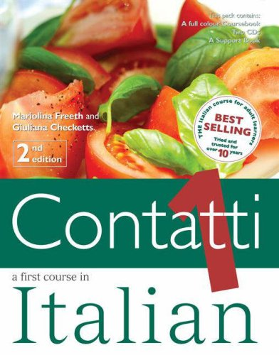 9780340882979: Contatti 1: Complete Pack: A First Course in Italian (Vol 1)
