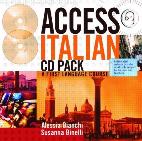 9780340883006: Access Italian (Access Languages) (Italian Edition)