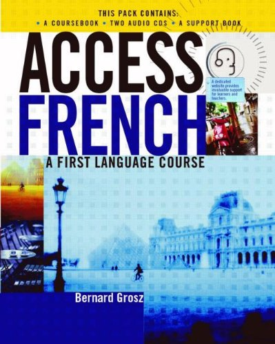 9780340883372: Access French: Student Book: Complete Pack (Access Book & CD)