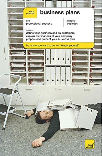 Teach Yourself Business Plans (Teach Yourself Business: Bird, Polly