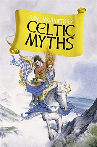 9780340883747: Celtic Myths