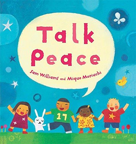 Talk Peace: Sam Williams, Mique Moriuchi