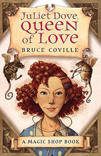 9780340883822: Magic Shop 5: Juliet Dove, Queen of Love
