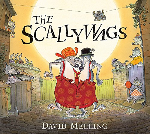 9780340884065: The Scallywags