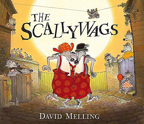 9780340884119: The Scallywags