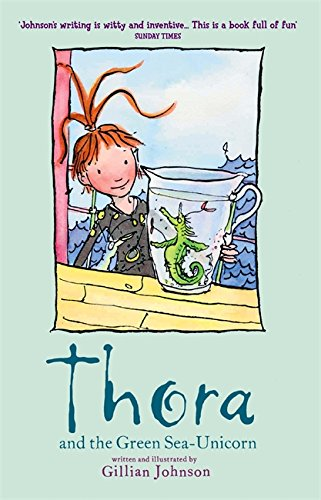 9780340884447: Thora and the Green Sea-unicorn