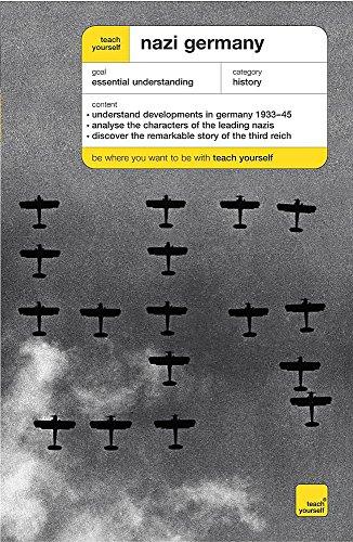 9780340884904: Teach Yourself Nazi Germany (TYH)