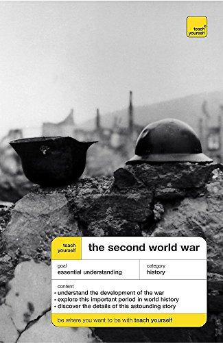 9780340884935: Teach Yourself the Second World War (Teach Yourself History)