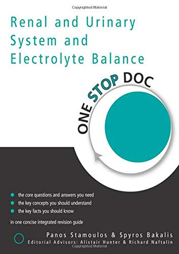 9780340885079: One Stop Doc Renal and Urinary System and Electrolyte Balance