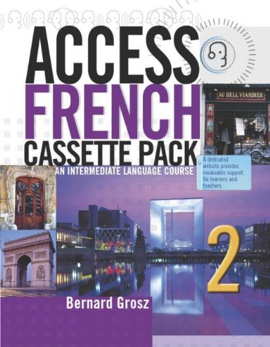 9780340885109: Access French 2 An Intermediate Language Course (BK) (French Edition)