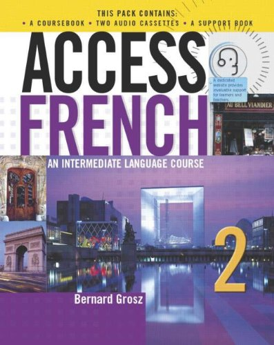 9780340885116: Access French 2                                                       An Intermediate Language Course (BK): Level 2