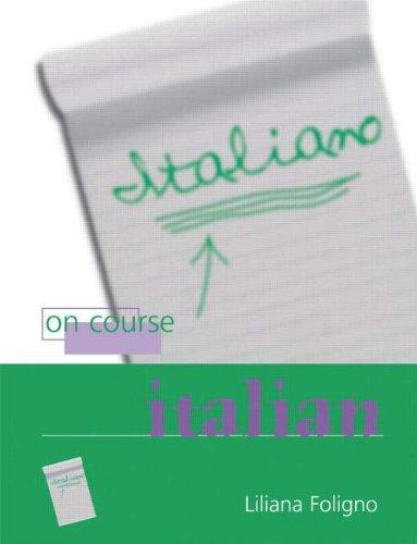 9780340885338: On Course Italian