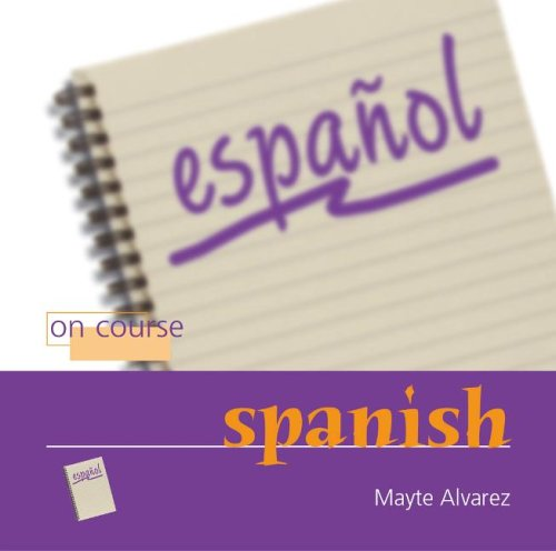 9780340885369: On Course Spanish