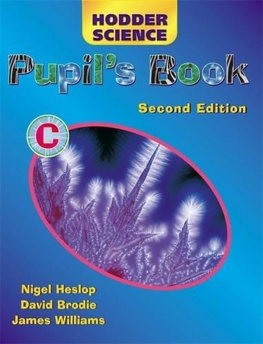 9780340886809: Hodder Science: Pupil's Book Bk. C